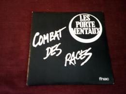 LES PORTES MENTAUX  ° COMBAT DES RACES - Vinyl Records