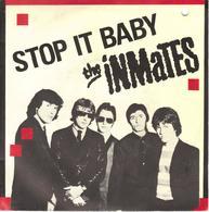 "INMATES ""STOP IT BABY / SWEET RAIN"" 45 Tours VINYL - Rock"