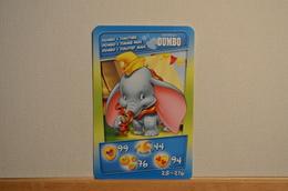 Carte Disney - Dumbo & Timothée N°28 - Cora Match Smatch - 2011 - Autres