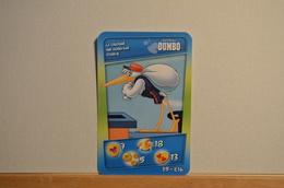 Carte Disney - La Cigogne N°35 - Cora Match Smatch - 2011 - Autres