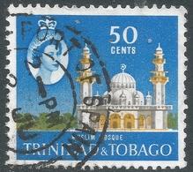 Trinidad & Tobago. 1960-67 QEII. 50c Used. SG 294 - Trinidad & Tobago (...-1961)
