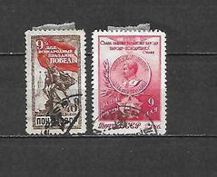 1950 - N. 1448/49 USATI (CATALOGO UNIFICATO) - Usati
