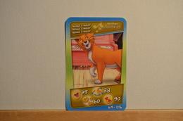 Carte Disney - Thomas O'Malley N°69 - Cora Match Smatch - 2011 - Sonstige