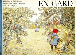 CARL LARSON ET LENNART RUDSTROM.: EN GARD (une Ferme )VERSION  DANOISE - Scandinavian Languages