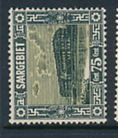 SARRE SAAR YVERT  96 MINT HINGED - 1920-35 Société Des Nations