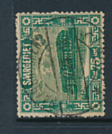 SARRE SAAR YVERT  95 USED - 1920-35 Société Des Nations