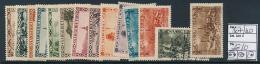 SARRE SAAR YVERT  107/120 MNH OR LH /USED - 1920-35 Société Des Nations