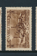 SARRE SAAR YVERT  120 LH - 1920-35 Société Des Nations