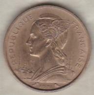 ILE DE LA REUNION. 10 FRANCS 1971 - Réunion