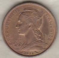 ILE DE LA REUNION. 10 FRANCS 1972 - Réunion