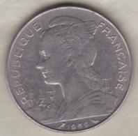 ILE DE LA REUNION. 100 FRANCS 1969 - Réunion