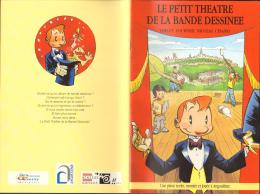 GUILHEM MAZAN LOYER DETHAN CHICAULT : Album Collectif Souple LE PETIT THEATRE DE LA BD - Livres, BD, Revues