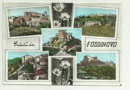 SALUTI DA FOSDINOVO - NV FG - Carrara