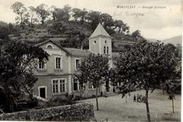 07 MONTPEZAT-SOUS-BAUZON - Groupe Scolaire - Autres Communes