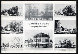 Postkaart / Postcard / Carte Postale / Grobbendonk / 150 Jarig Bestaan / De Lindekens Van 1828 / 2 Scans - Grobbendonk