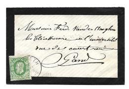 Nr 30    NAZARETH  1880 - 1869-1883 Léopold II