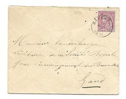 Nr 46    SAVENTHEM  1893 - 1869-1883 Léopold II