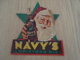 DOCUMENT PUBLICITAIRE NAVY'S CHRISTMAS ALE - Alcools