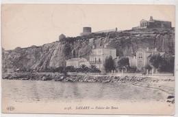 CPA SANARY Falaise Des Baux - Sanary-sur-Mer