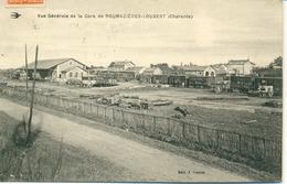 Roumazières-Loubert-Vue Générale De La Gare - Autres Communes
