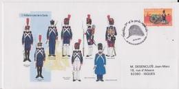 Napoléon - Garde Impériale - FRANCE - Uniformes - Artilleur à Pied - Armée - 2004 - France