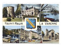 94 SAINT MAUR LA VARENNE Multivues - CPSM-10/15 - Saint Maur Des Fosses