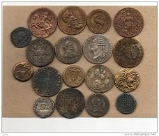 """18 Pièces En Métal Collection BP   """"Trésor Des Rois De France"""" - Other"""