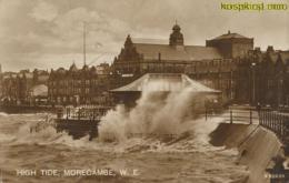 High Tide - Morecambe [AA4 1.125 - Non Classés