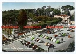 ALBANO LAZIALE - PIAZZA MAZZINI F/GRANDE VIAGGIATA 1959 ANIMATA - Autres