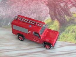 Land Rover Defender 1/43 - SOLIDO France - 1/43 - Pompiers