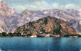 KOTOR-CATTARO MIT LOVREN-VIAGGIATA-1901 - Montenegro