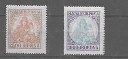 2 Sellos De Hungría Nº Yvert 364 Y 367 ** - Nuevos