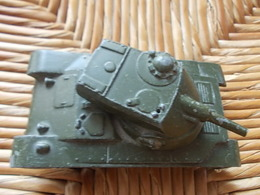 VEHICULE DINKY TOYS MECCANO 1/43e Char AMX - Dinky