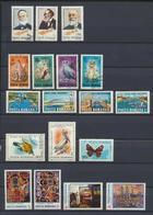 Roumanie  Lot Entre 1985 Et 2002  141 Timbres Oblitérés - Collections