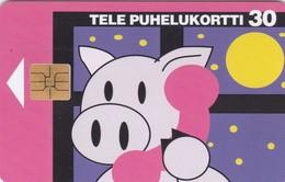 Finland, D051, Pig, 2 Scans. - Finlande
