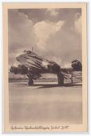 """DT- Reich (000346) PropagandakarteGroßraum Schnellverkehrsflugzeug Junkers """"""""Ju 90"""""""", Ungebraucht - Germany"""