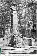 Lille.Le Monument Du Chansonnier Desrousseaux. - - Lille