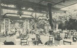 """33)  BORDEAUX  - Restaurant Du """"  CHAPON FIN  """" - Bordeaux"""