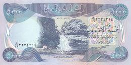 IRAQ 5000 DINAR 2003 P-94a UNC  */* - Iraq