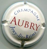 CAPSULE-CHAMPAGNE AUBRY N°05 Crème - Champagnerdeckel