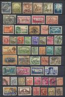 327 Timbres Tout Pays  Oblitérés - Stamps