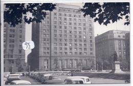 CHILI- SANTIAGO- HOTEL CARRERA- PLAZA CONSTITUTION - Chili