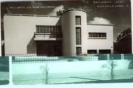 MEXICO PUERTO VALLARTA COLONIA REFORMA GUADALAJARA 1952 - Messico
