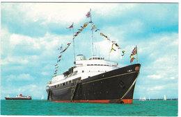 Royal Yacht Britannia At Anchor, IOW Unused (PT22774) [P0067/1D] - Autres