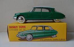 - Dinky Toys - CITROËN DS 19 - - Dinky