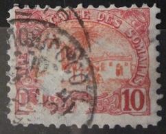 Cote Des Somalis - YT 41 - Oblitérés