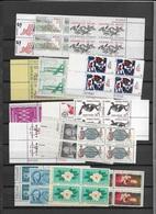 USA MNH Blocks Of 4 ( 8 Scans) - Stamps