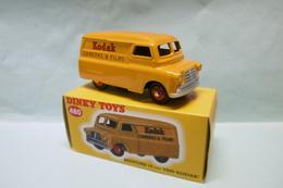 Dinky Toys / DeAgostini - Fourgon BEDFORD 10 CWT VAN KODAK Réf. 480 Neuf NBO 1/43 - Dinky
