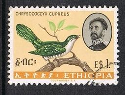ETHIOPIE N°392  OISEAU - Ethiopie