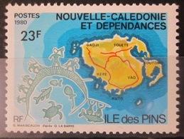 Nouvelle-Calédonie - YT 435 ** - Nouvelle-Calédonie